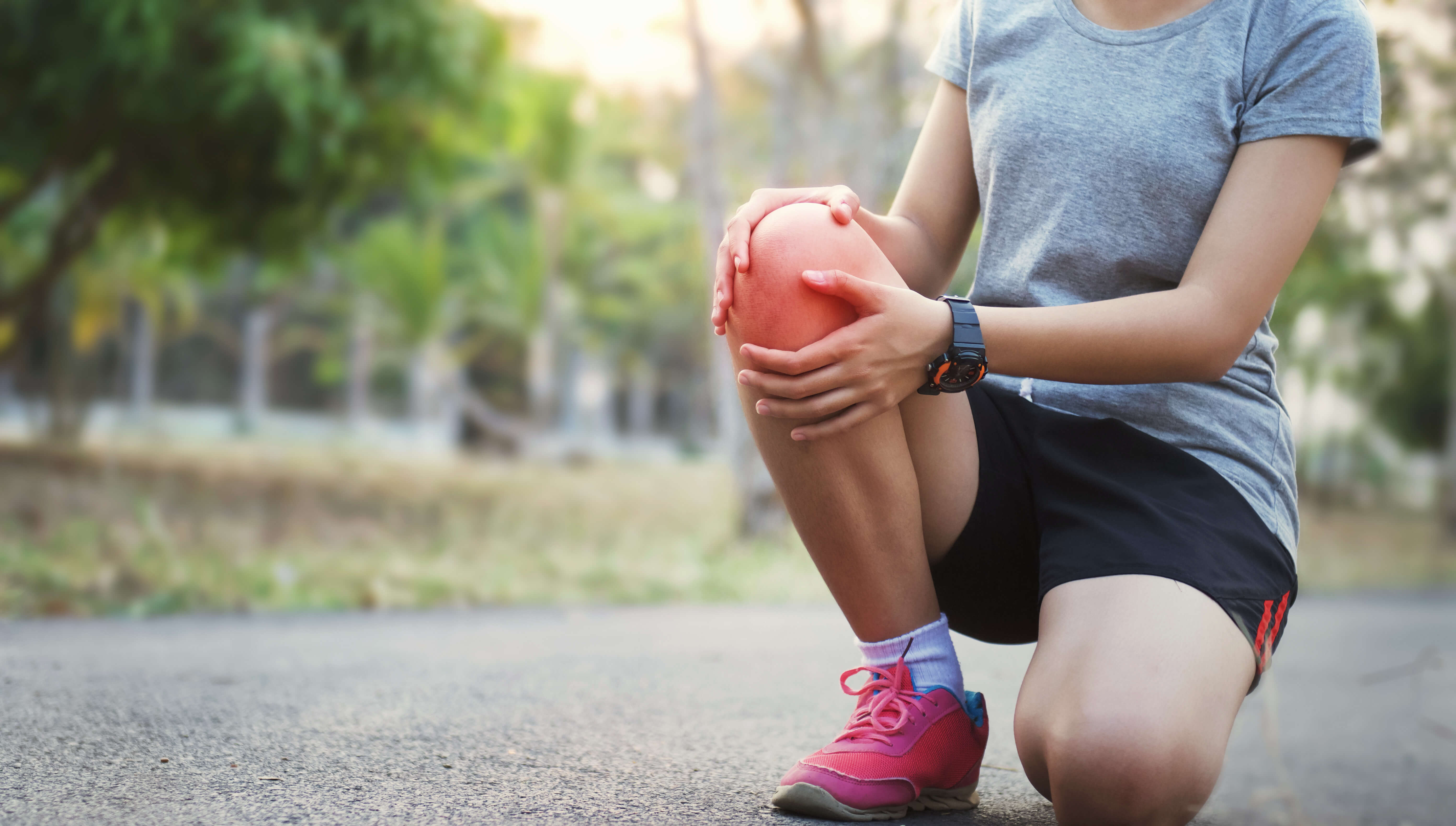 Significance of a hyperextended knee