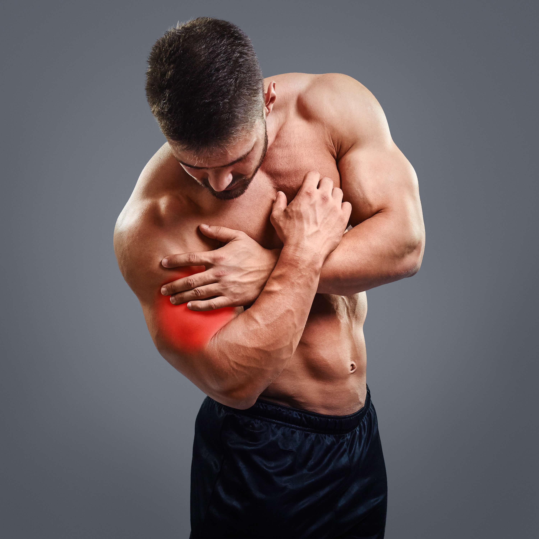 bicep injury